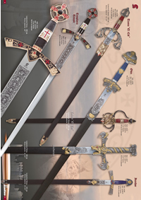 SWORDS 01 Gladius
