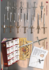 MINI SWORDS Gladius