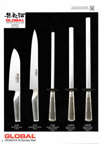 JAPANESE KITCHEN KNIVES GLOBAL