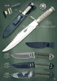 TACTICAL KNIVES JKR