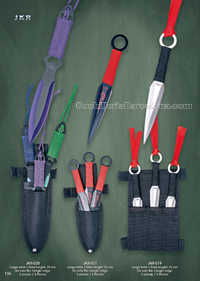 LAUNCHERS KNIVES JKR