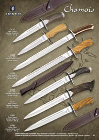 CHAMOIS HUNTING KNIVES Joker