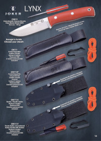 LYNK BS-9 KNIVES Joker