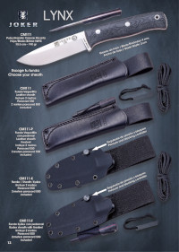 LYNX BS-9 KNIVES Joker