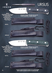 URSUS BS 9 KNIVES Joker