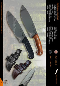 SURVIVAL KNIFE AXARQUIA HUNTING JV CDA