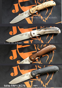 CAMPERA XC75 POCKET KNIVES JV CDA