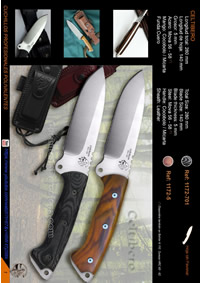 SURVIVAL KNIFE CELTIBERO JV CDA