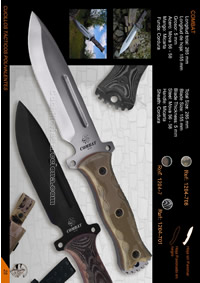 SURVIVAL KNIFE COMBAT JV CDA