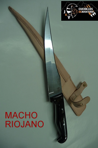 MACHO RIOJANO KNIFE JV CDA