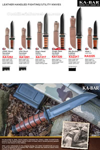 COUTEAUX MILITAIRES KaBar