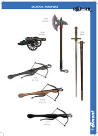 AXES AND CROSSBOWS Kolser