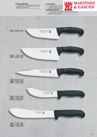 PROFFESIONAL KNIVES 02 Martinez Gascon