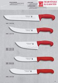 PROFFESIONAL KNIVES 06 Martinez Gascon