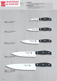 PROFFESIONAL KNIVES 35 Martinez Gascon