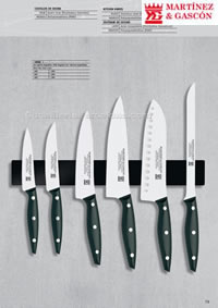 PROFESSIONAL KITCHEN KNIVES Martinez Gascon