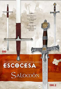 SWORD SCOTTISH SALOMON Marto
