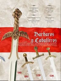 SWORD BARBARIANS AND GENTLEMEN Marto