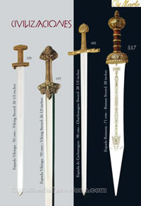 SWORDS CIVILIZATIONS Marto