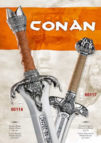 SWORDS CONAN Marto