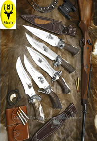 KNIVES AFRICAN SAFARI LIMITED SERIES Muela