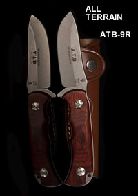 ALL TERRAIN KNIVES Muela