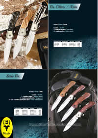 POCKETKNIVES MUELA  BX Muela