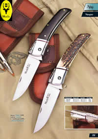NPQ POCKETKNIVES Muela