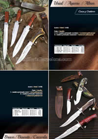 HUNTING KNIVES  AND OUTDOOR Muela