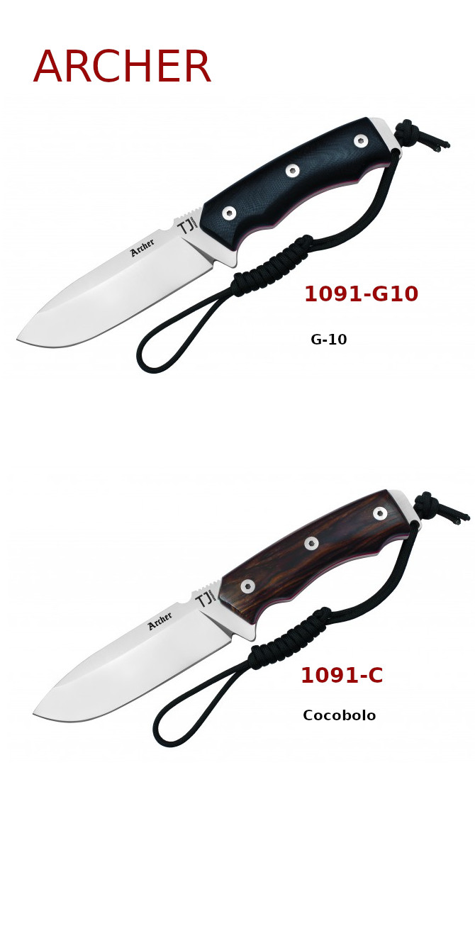 Nieto SURVIVAL KNIVES ARCHER
