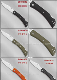 COMANDO POCKET KNIFE Nieto