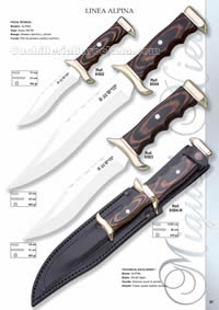 ALPINA HUNTING KNIVES Nieto