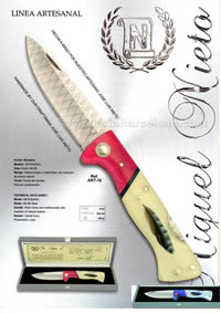 CRAFTS FOLDING KNIVES Nieto