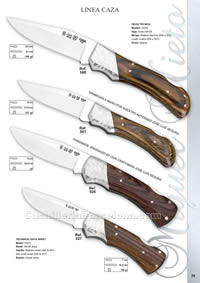 HUNTING FOLDING KNIVES Nieto