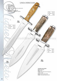 HUNTING KNIVES Nieto