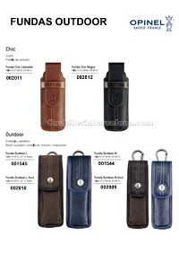 FUNDES OUTDOOR Opinel