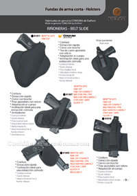 SHORT WEAPONS COVERS 006 Pielcu