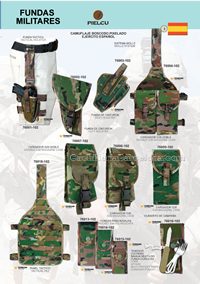CAMOUFLAGE COVERS WEAPONS Pielcu