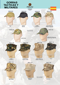 HATS TACTICS AND MILITARY Pielcu