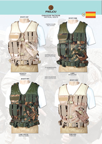 TACTICAL VESTS Pielcu