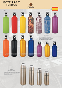 BOTTLES AND THERMOS Pielcu