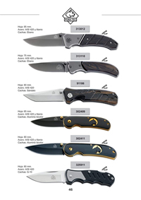 PUMA TEC POCKETKNIVES TACTICS 3 PUMA