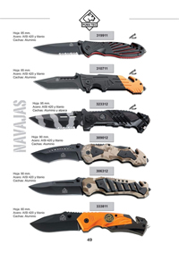 PUMA TEC POCKETKNIVES TACTICS 4 PUMA