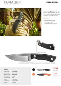 FORAGER HUNTING KNIVES RealSteel