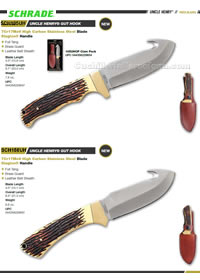 UNCLE HENRY KNIVES Schrade