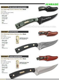 OLD TIMER KNIVES Schrade
