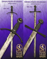 BLACK IRON SWORD SFT