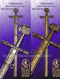 CARLOMAGNO SWORDS SFT