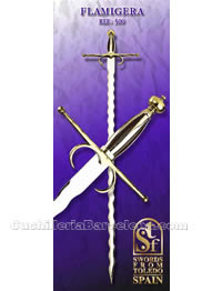 FLAMIGERA SWORD SFT