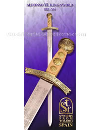 SWORD OF ALFONSO VI SFT